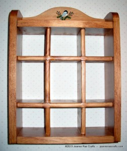 shadowbox shelves
