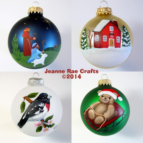 Jeanne Rae Crafts ornaments